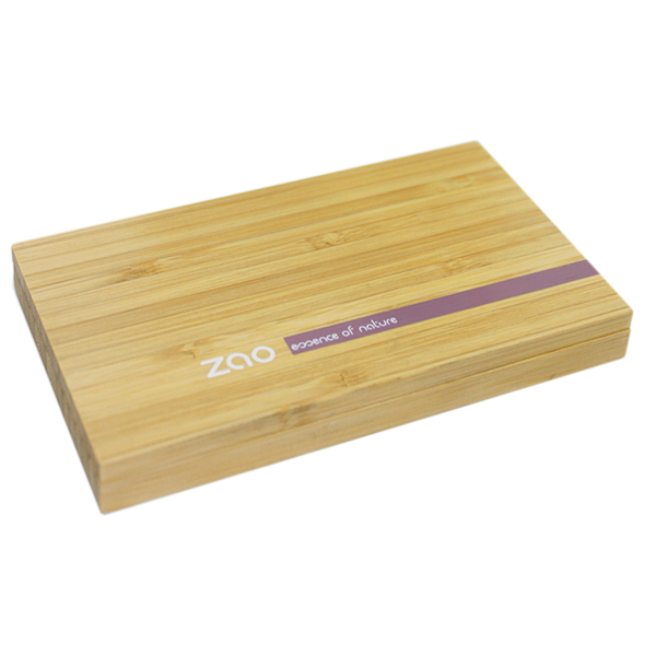 ZAO Bamboo Magnetic Case Closed