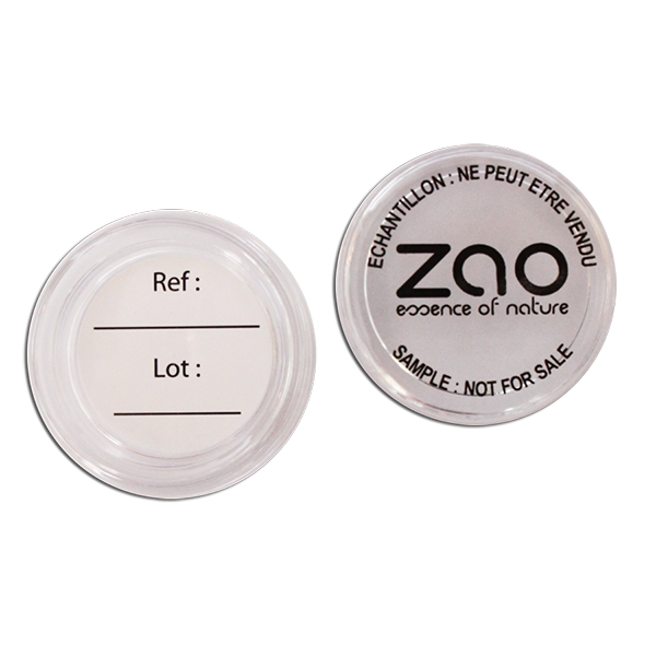 ZAO Light Complexion Base Sample