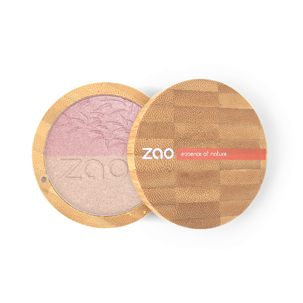 Zao Duo Shine-Up Powder