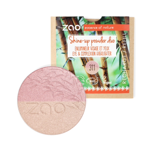 Zao Duo Shine-Up Powder Refill
