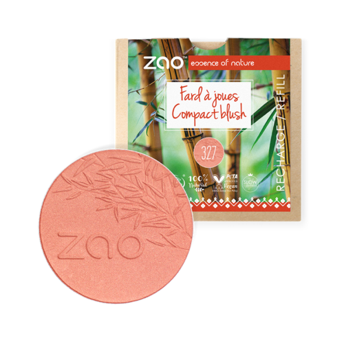 Compact blush Refill 327 Coral Pink